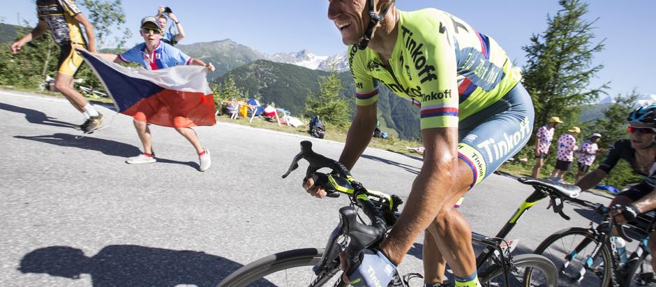 Roman Kreuziger a jeho nej z Tour de France