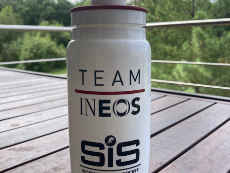Originální bidon Team INEOS