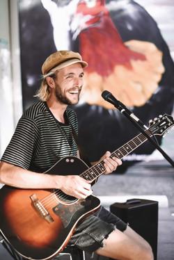 Zac Threadgold musician Turkey Lane imag