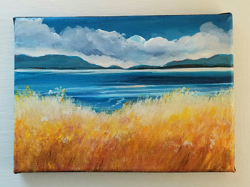 Helliwell Summer, Hornby Island Sold