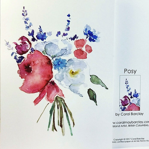 Posy SOLD OUT