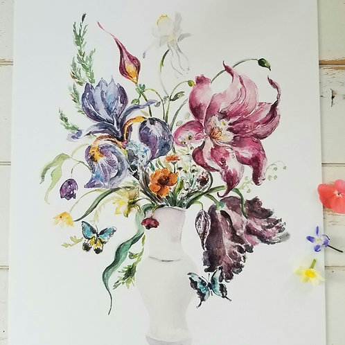 Bouquet and Butterfly's 2