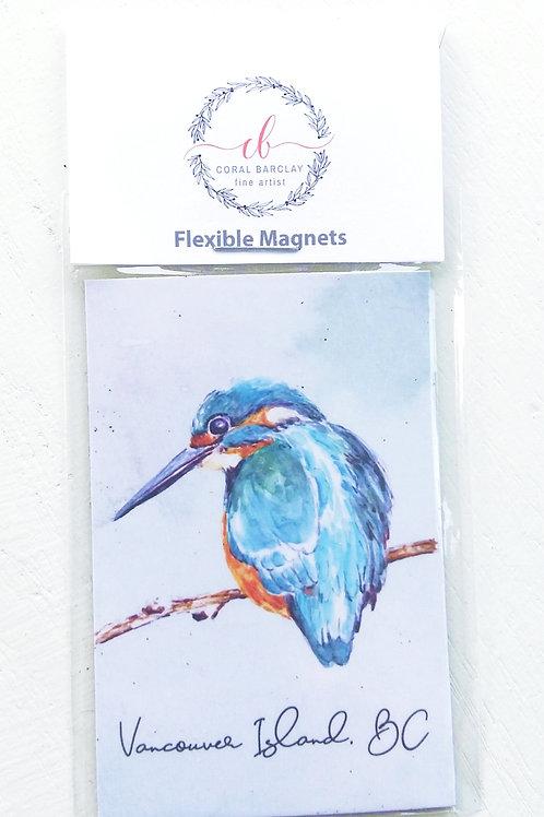 Magnet, Kingfisher, Vancouver IslandSold out
