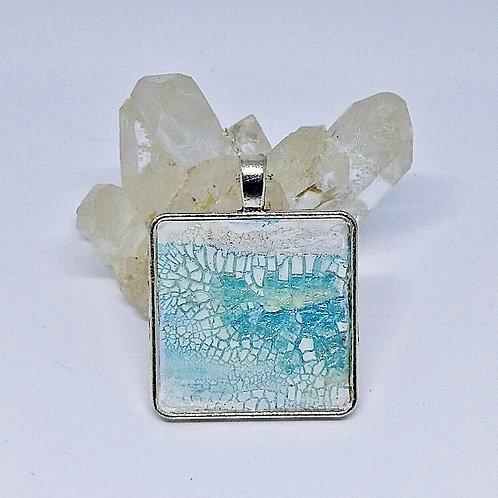Ocean Crackle SOLD