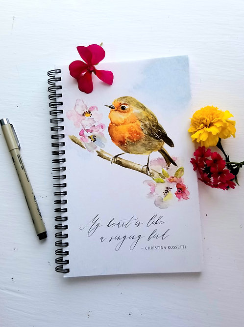 Inspirational Journal SOLD OUT!