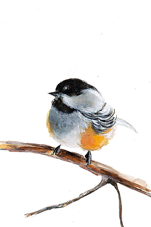 My Chickadee SOLD