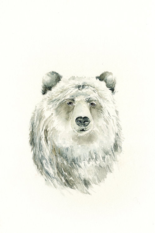 BEAR Original Painting