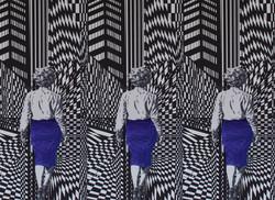 Marilyn Trilogy Purple