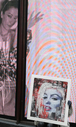 MARILYN IN LONDON