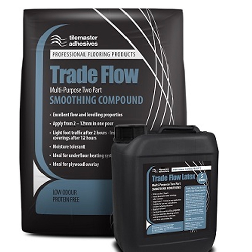 Tilemaster Trade Flow Two Part Smoothing Compound 20kg