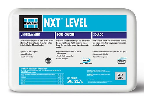 Laticrete NXT Level (Deep leveller up to 76mm)