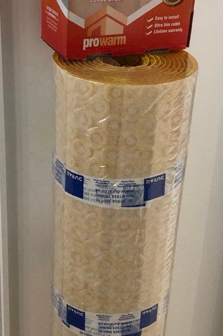 Pro warm Underfloor heating kit 10m2