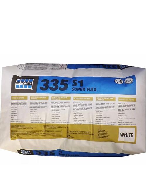 Laticrete 335R S1 White x54 bags