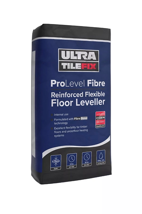 20kg Ultra Level It FX Flexible Floor Levelling Compound Pallet deal