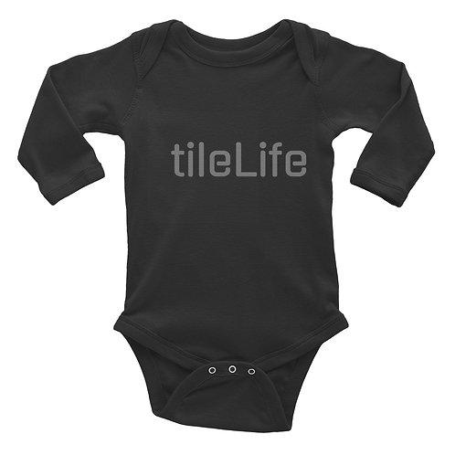 tileLife Infant Long Sleeve Bodysuit