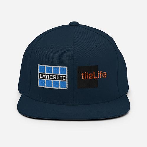 Laticrete tileLife Snapback Hat