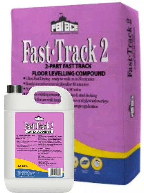 Palace Fast Track 2 bag and bottle pallet 48 bags 48 bottles