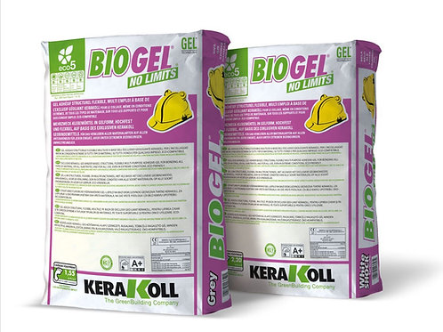 Kerakoll Bio Gel No Limits White