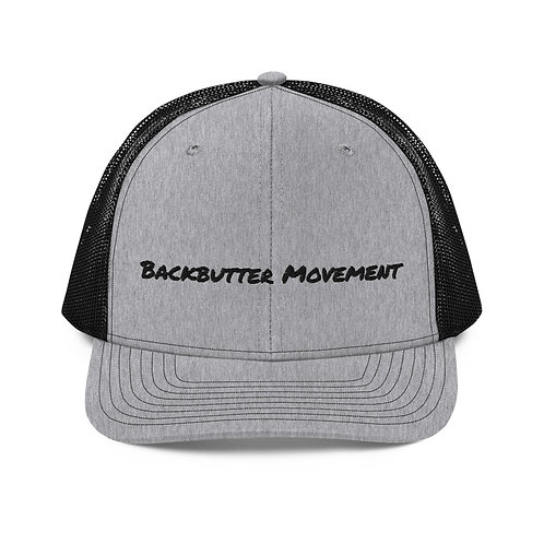 Backbutter Movement Trucker Cap
