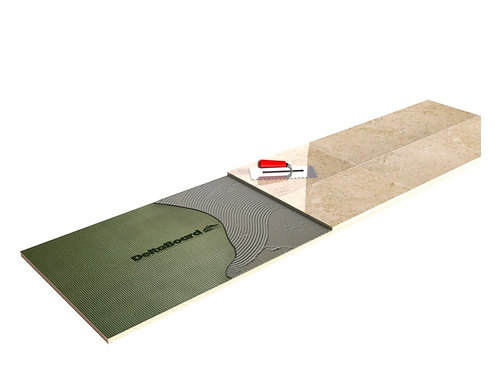 Tilemaster Delta Boards Thermal Construction Boards 1200mm X 600mm (Sizes 4-70mm