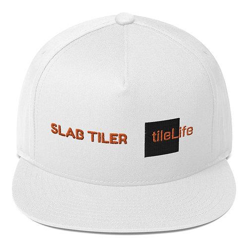 SLAB TILER Flat Bill Cap