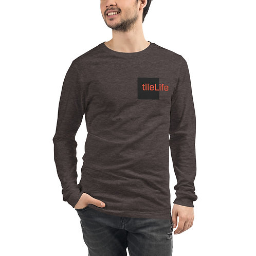 tileLife Unisex Long Sleeve Tee