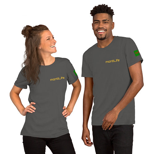 montiLife Short-Sleeve Unisex T-Shirt