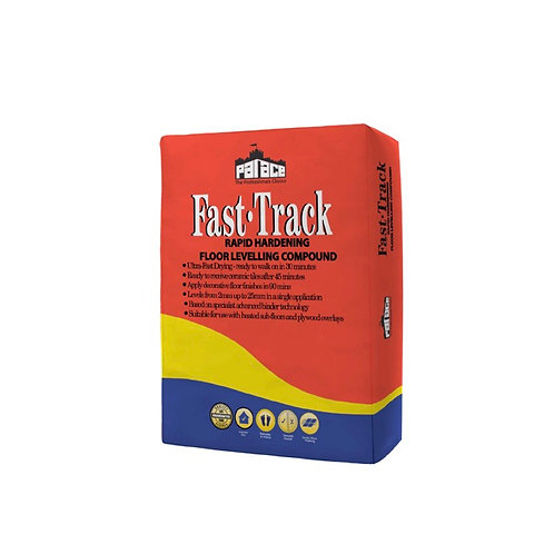 Fast track levelling compound
