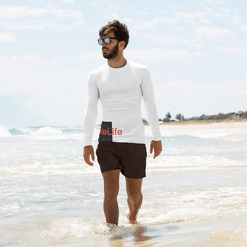 tileLife Men's Rash Guard