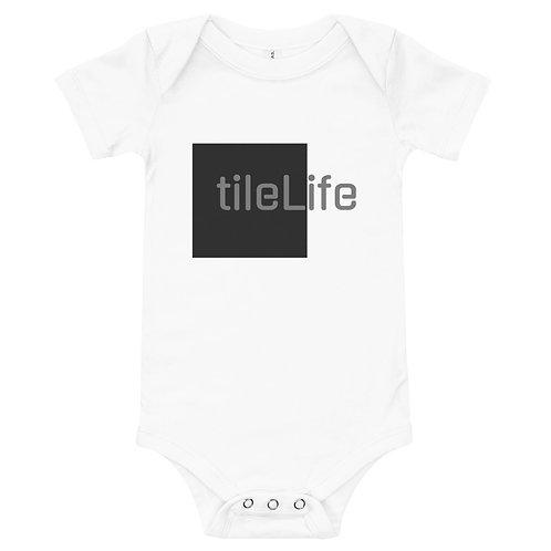 tileLife baby bib T-Shirt
