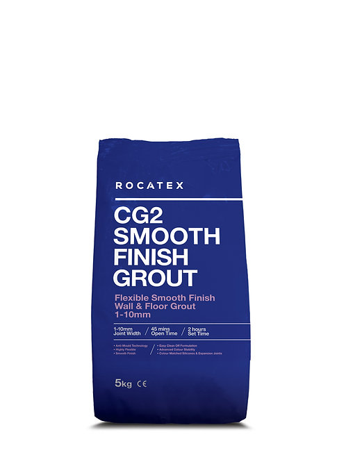 CG2 SMOOTH FINISH GROUT (FOR WALLS ONLY)