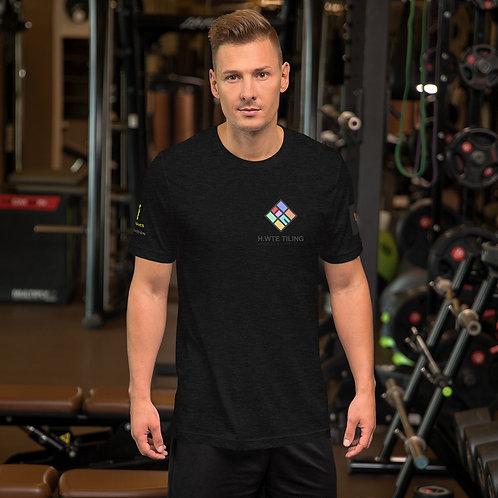 Hwte Tiling Short-Sleeve Unisex T-Shirt