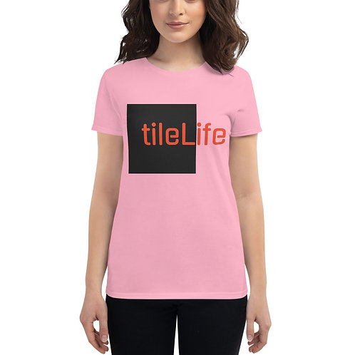 tileLife Women's short sleeve t-shirt