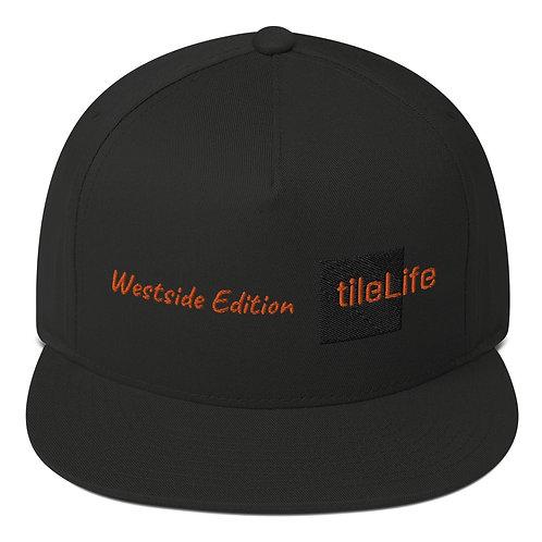 Westside tileLife Flat Bill Cap