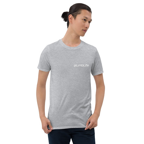 plumbLife #PlumberOffDuty Short-Sleeve Unisex T-Shirt