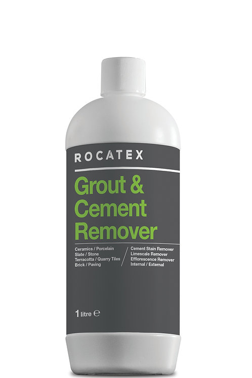 GROUT AND CEMENT REMOVER