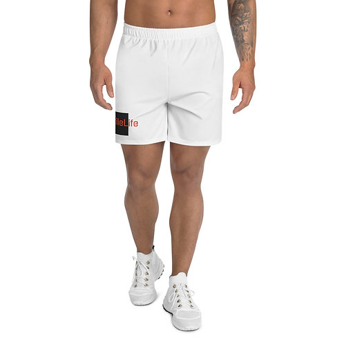 tileLife Men's Athletic Long Shorts