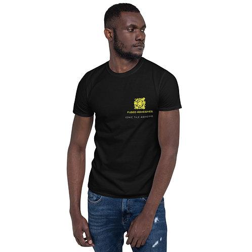 Fused Adhesives Short-Sleeve Unisex T-Shirt