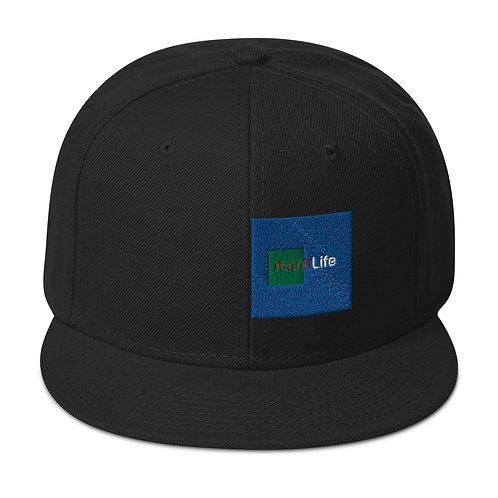 montiLife Snapback Hat