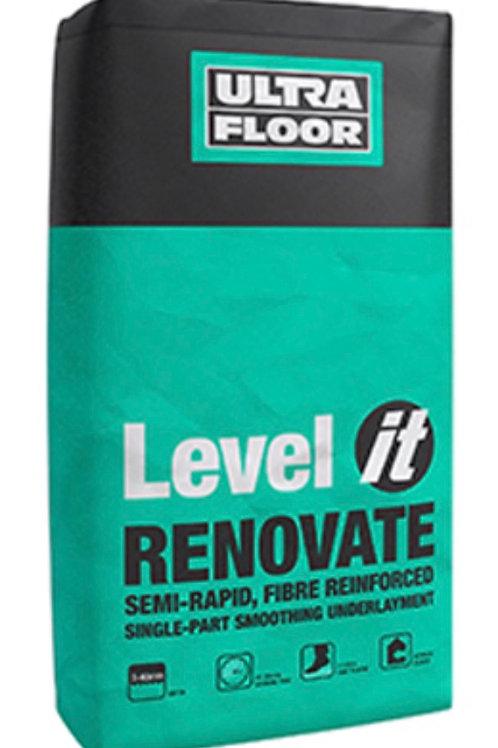 Ultra Floor Level IT Renovate