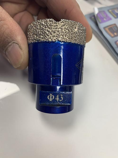 45mm AVIA PRO TILER DIAMOND DRILL M14 GRINDER BIT