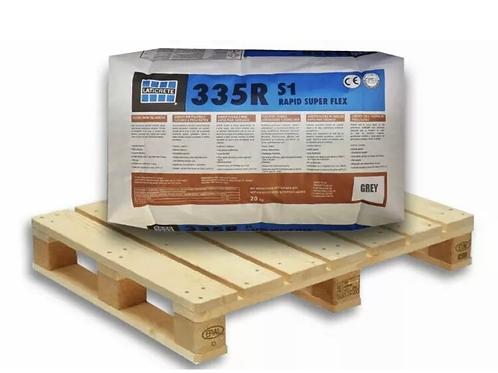 Laticrete 355R Rapid Set Grey Superflex S1 Minimum order multiple of 10 bags