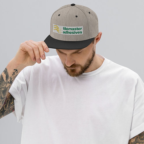 tilemasteradhesives tileLife Snapback Hat