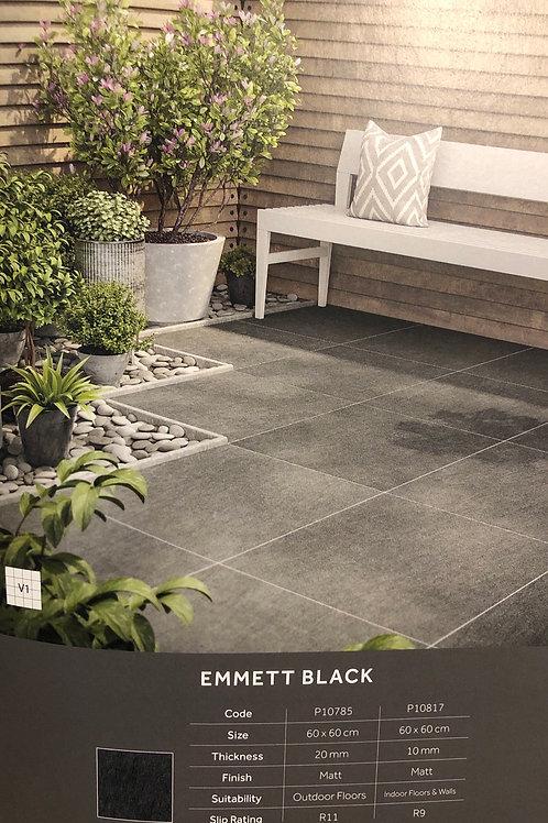 Emmet Black indoor
