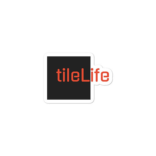 tileLife Bubble-free stickers