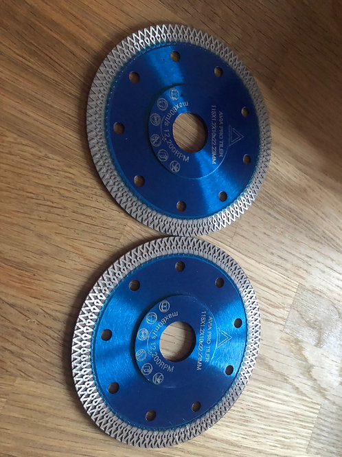 AVIA PRO TILER DIAMOND X3 DISCS