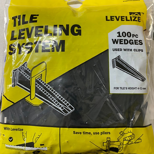 Levelize 300 wedges
