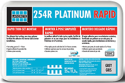 Laticrete 254R Grey S2 Flexible Tile Adhesive