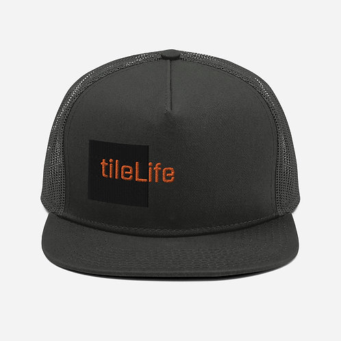 tileLife Mesh Back Snapback