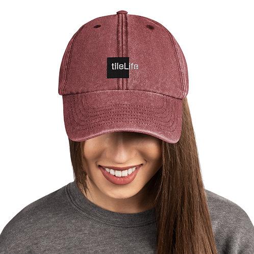 tileLife Vintage Hat
